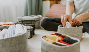New Home Decluttering Plan for a New Year